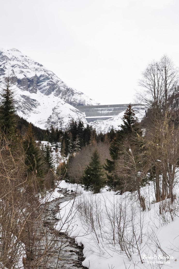 En Valais en Suisse: le Val des Dix au Val d'Hérens - Blog Birds & Bicycles