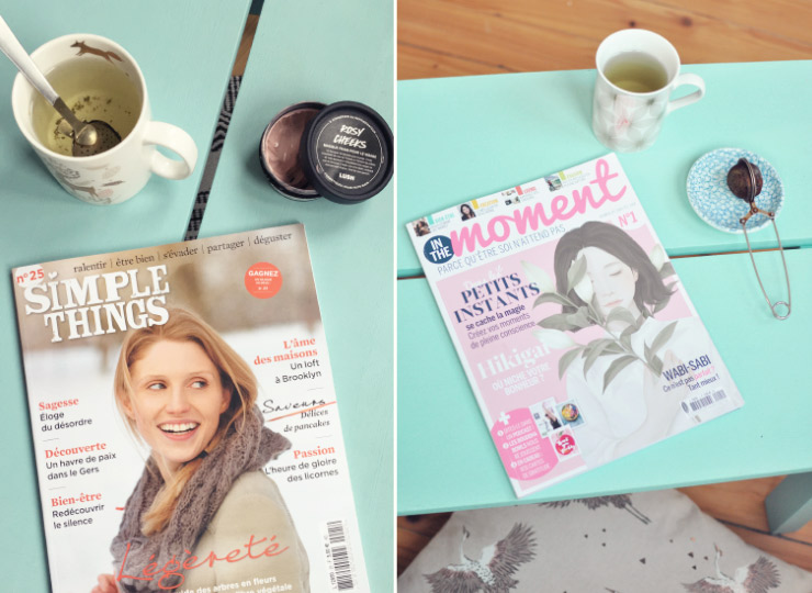 Magazines du moment - Blog Birds & Bicyles