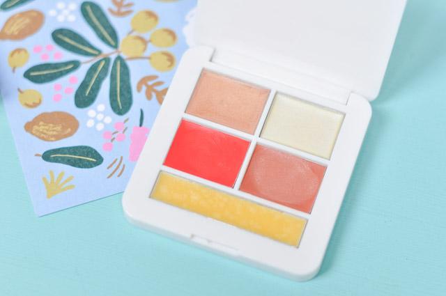 Maquillage bio: test d'une palette de chez RMS Beauty