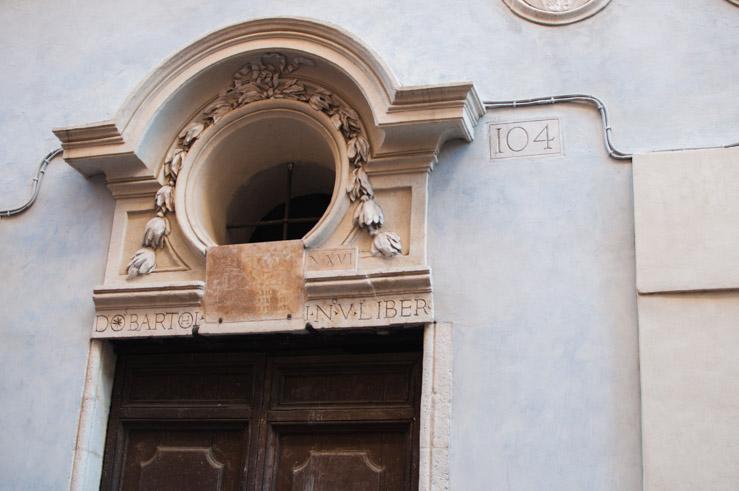 Patrimoine dans la ville de Rome - Photos sur le blog!