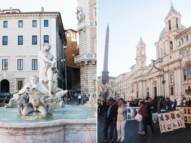Un week-end à Rome sur le blog!