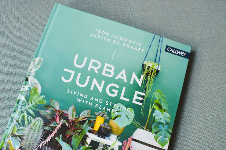"""Mon avis sur le livre de la tendance """"Urban Jungle"""""""