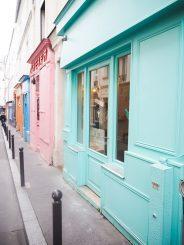 Rue Sainte Marthe à Paris