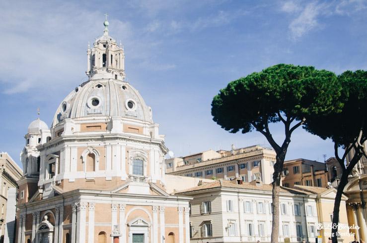 Que voir à Rome en un week-end?