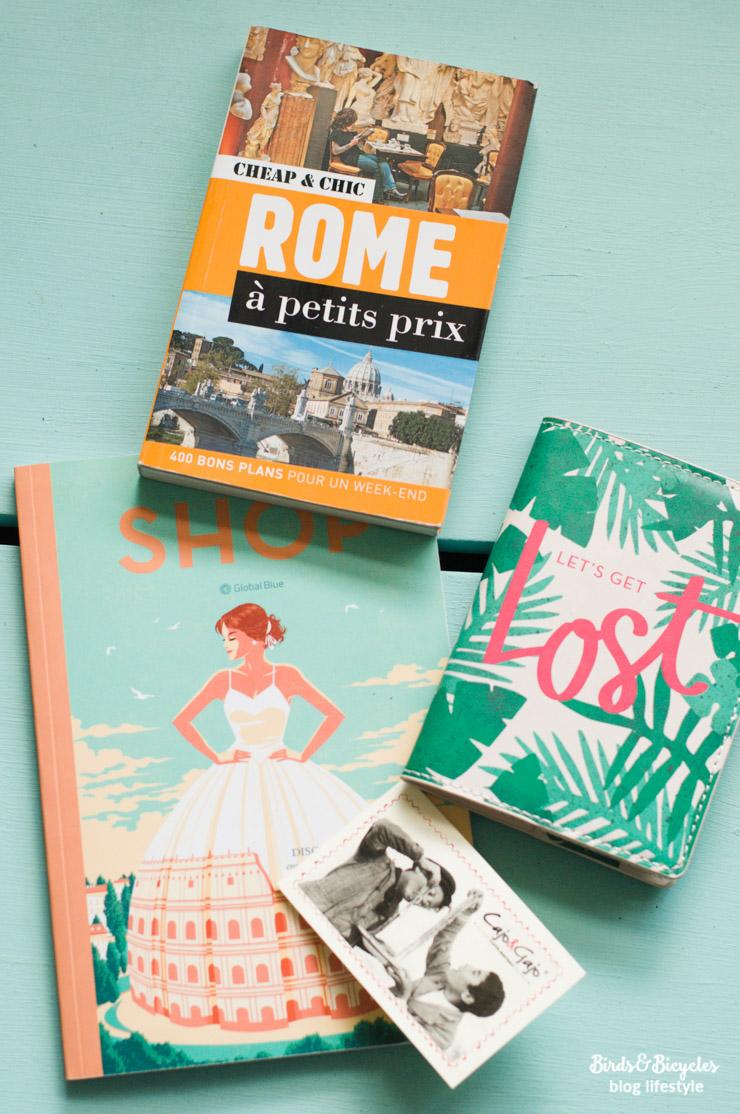 Que voir à Rome en 3 jours? Une idée de programme sur le blog Birds & Bicycles