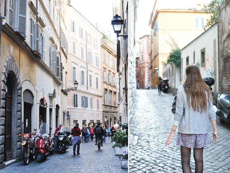 Visite de Rome en 3 jours: des idées de choses à faire et à voir sur le blog lifestyle & voyage Birds & Bicycles.