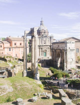 Que voir en 3 jours à Rome