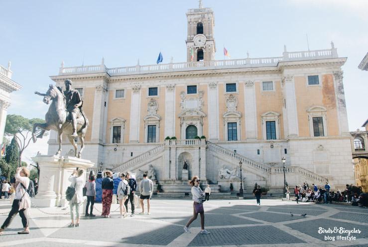 Visiter Rome en 3 jours: Le Capitole