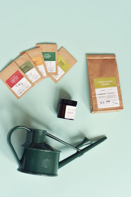 Box de jardinage: mon avis sur celle de l'Echoppe végétale. Une box pour jardiner en ville ou ailleurs