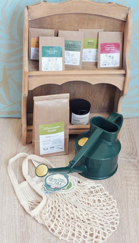 Box de jardinage: avis sur celle de l'Echoppe végétale
