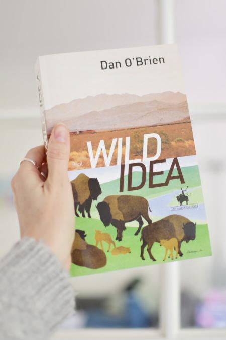 Conseil de lecture: Wild Idea (Au diable vauvert)La plume sensible de Dan O'Brien nous emporte vers les grands espaces, dans le quotidien de la vie d'un ranch.