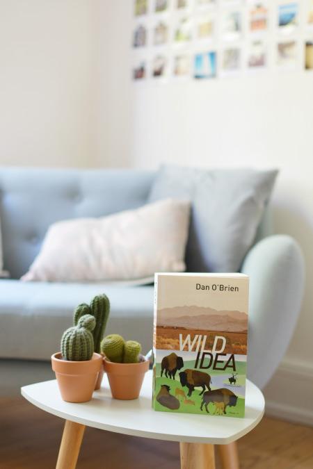 Mon conseil de lecture: Wild Idea de Dan o'Brien, un roman que les amoureux de la nature et des grands espaces sauront apprécier!
