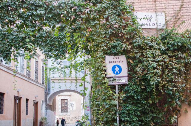 Où prendre un verre à Rome? Au quartier du Trastevere!