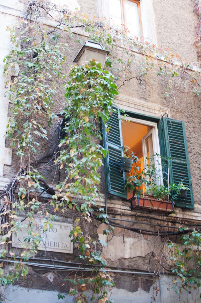 Le joli quartier de Rome à voir: le Trastevere