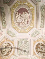 Dans les musées du Vatican