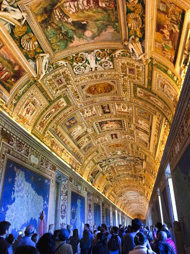 Que voir à Rome en trois jours? Incontournable: le Vatican et ses musées exceptionnels