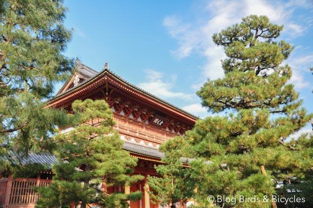 Daitokuji - sanctuaire de temples à Kyoto.
