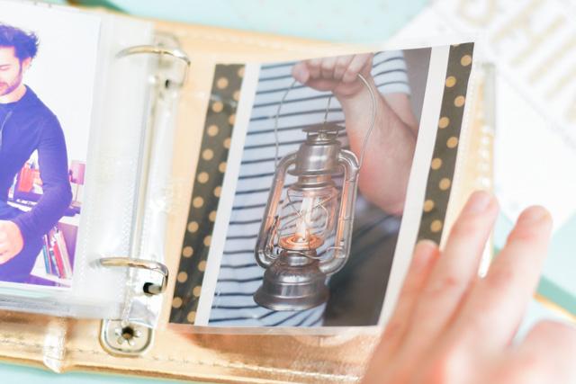 Mon mini album Project Life: des souvenirs en images et en texte! Scrapbooking