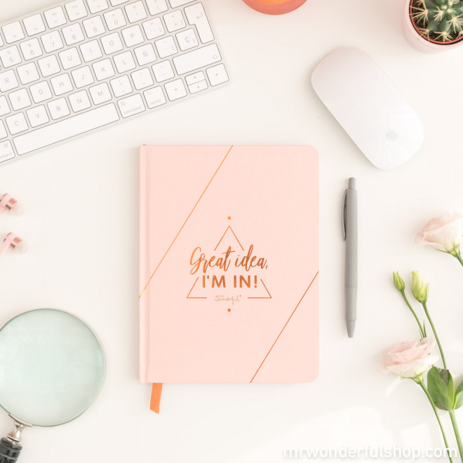 Ma sélection de jolis agendas 2018-2019 sur le blog - avec Mr Wonderful, Kate Spade, Moleskine...