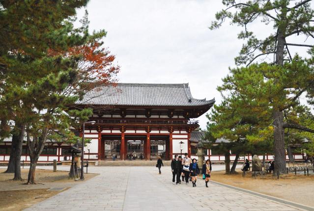 Voyage au Japon sur le blog: étape à Nara