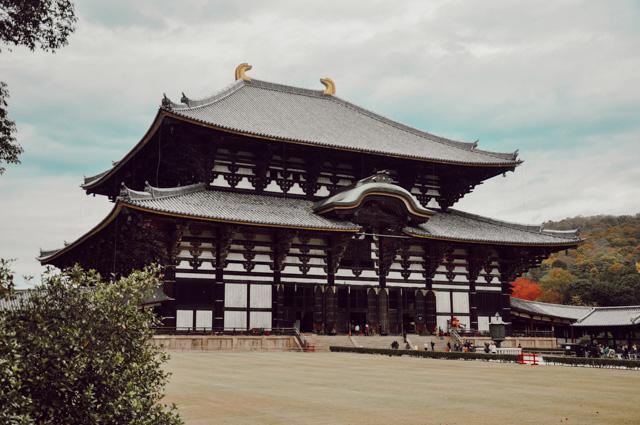Les magnifiques temples de Nara - Voyage au Japon sur le blog