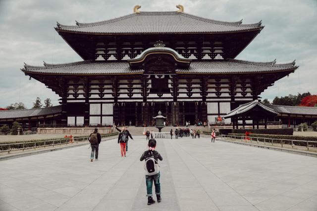 Les magnifiques temples de Nara - Voyage au Japon