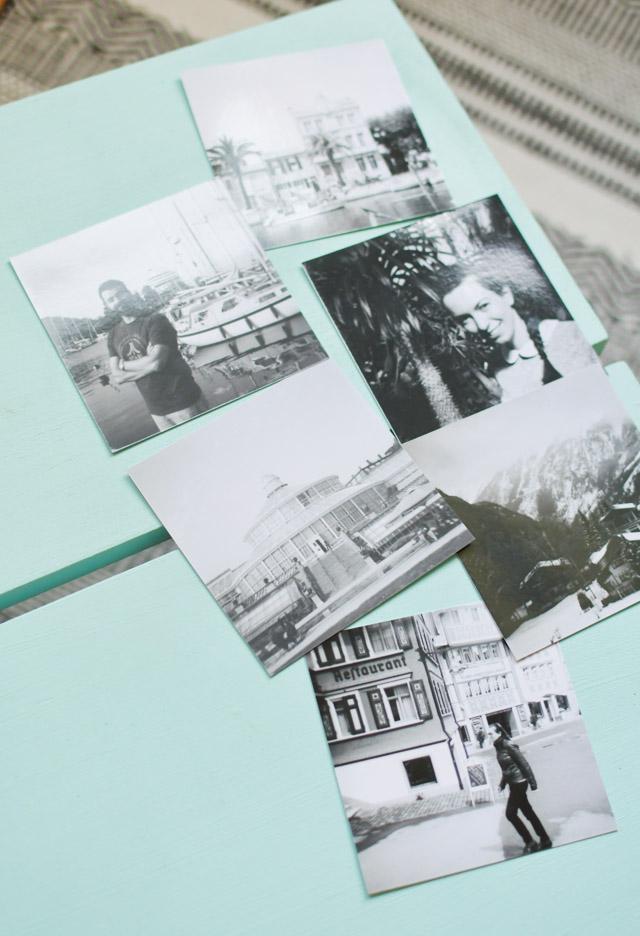 Les tirages de mon film lomo #lomography
