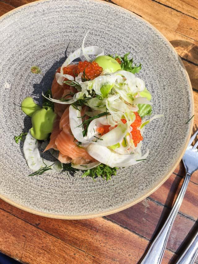 Spécialité danoise: manger un smorrebrod à Copenhague