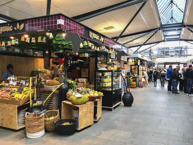 Halles du marché Copenhague : Que faire lors d'un week-end à Copenhague? Des idées sur le blog!