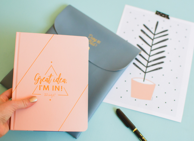 Jolie papeterie sur le blog: je craque chez Mr Wonderful