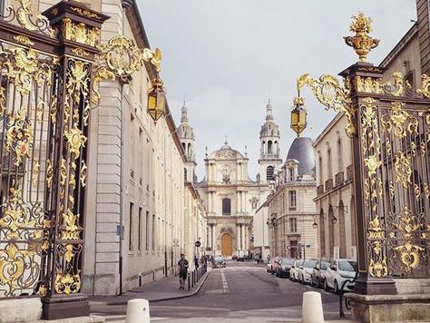 Place Stanislas à Nancy - mes bonnes adresses