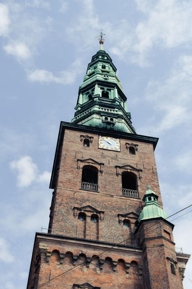 Eglise Saint Nicolas à Copenhague