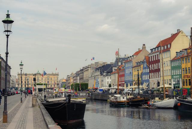 Le Vieux Port de Copenhague: que voir en trois jours à Copenhague?
