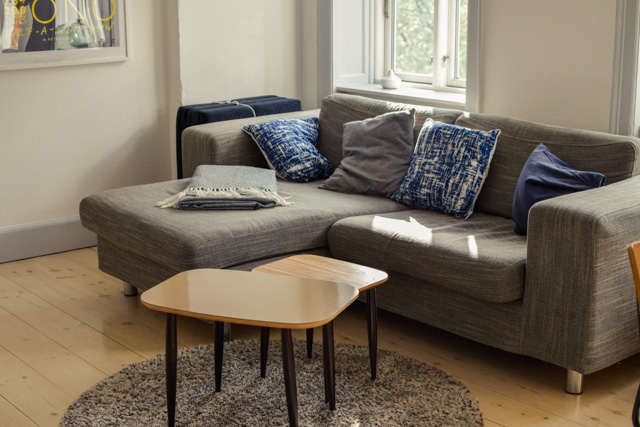 Le joli appart loué sur Airbnb à Copenhague