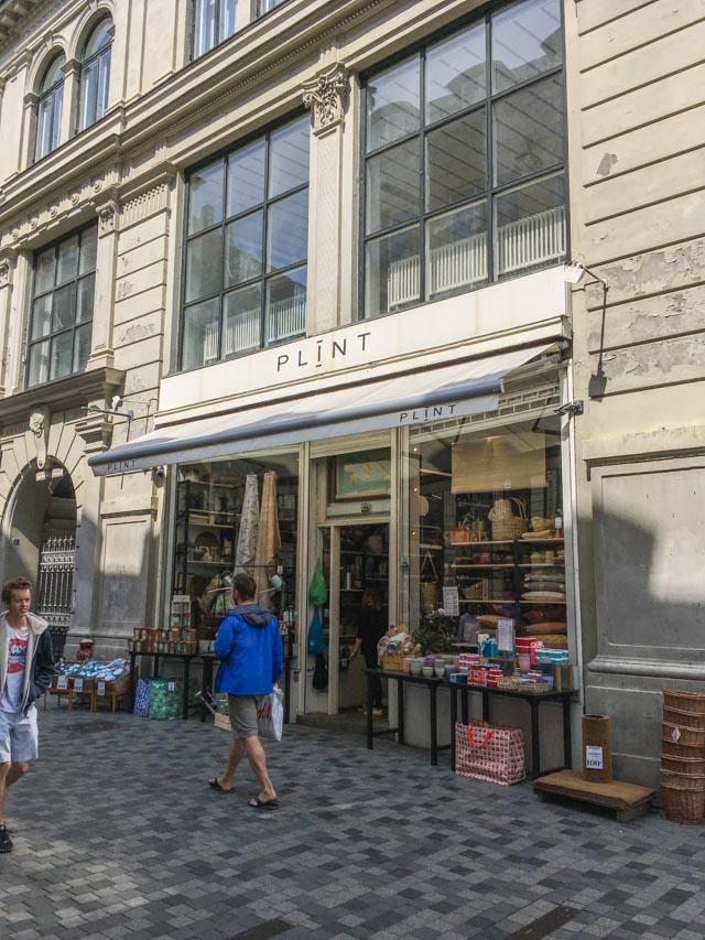 Bonnes adresses déco et maison pour du shopping à Copenhague
