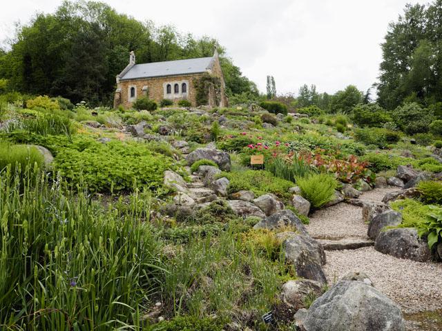 Au Jardin botanique de Nancy