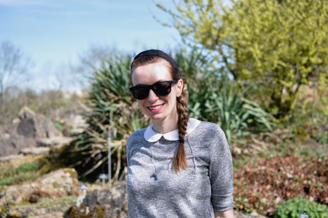 Balade en photos au Jardin botanique de Nancy