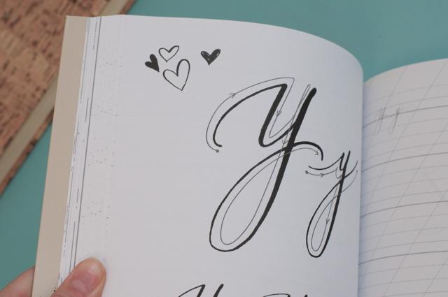 Nib & Ink: apprendre le lettering à la plume