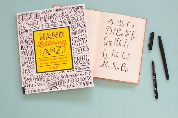 Livres favoris de lettering