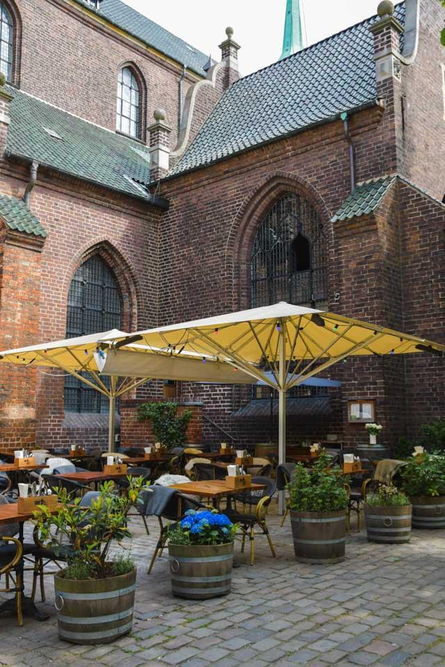 Bonne adresse: Maven pour manger un smorrebrod à Copenhague