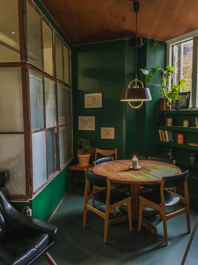 Rikkos, un café sympa dans le quartier de Norrebro à Copenhague