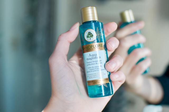 Avis beauté: La lotion Aqua Magnifica