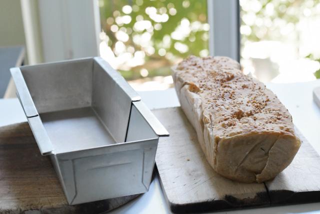 Pain dans un moule à cake (sans pétrissage): une idée d'un super livre de cuisine à avoir absolument