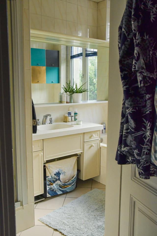 Ma salle de bain côté déco: pimper son appart de locataire