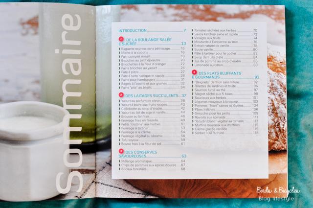 50 recettes sans machine pour tout faire soi-même en cuisine dans un livre