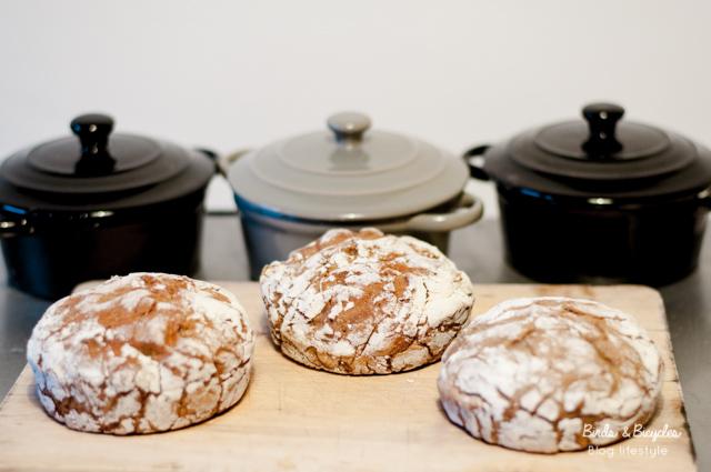 Des recettes pour réaliser des bagels, des yaourts ou des baguettes - sans pétrissage!