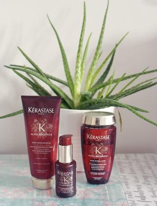Mon avis sur la gamme de shampoings et soins pour les #cheveux Aura Botanica - Blog féminin Birds & Bicycles