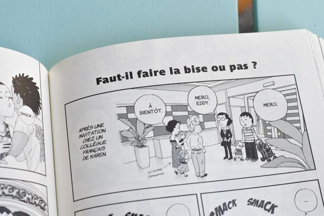 Combien de bises faut-il faire en France? Un Japonais cherche la réponse...