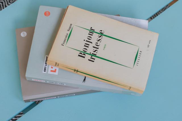 Découvrir le roman culte Bonjour Tristesse, et mes autres livres favoris lus cette année . Blog Birds & Bicycles