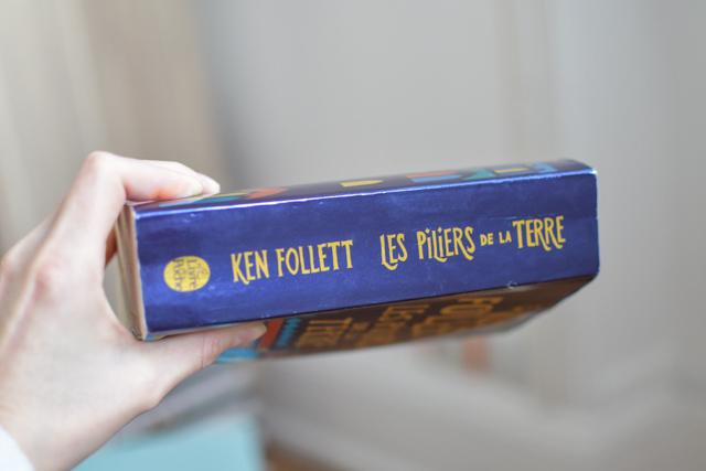 Coup de coeur: les piliers de la terre de Ken Follett